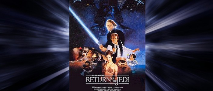 Special Screening Of Return Of The Jedi To Take Place On May 4th