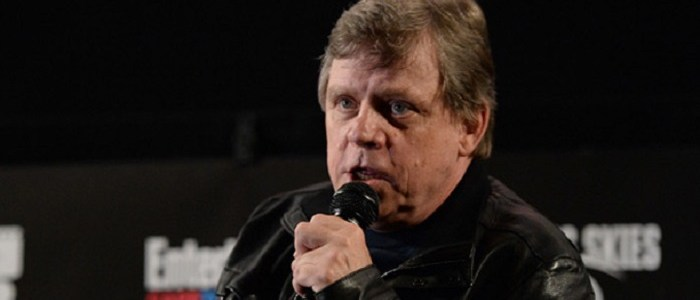 Mark Hamill Talks Episode VII At A Special Return Of The Jedi Screening