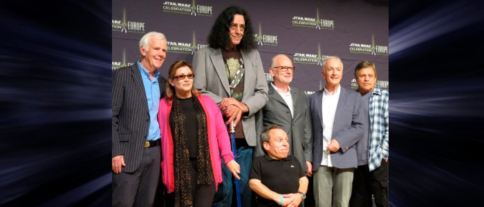 Celebration Europe II Begins With A Star Wars Celebrity Press Conference