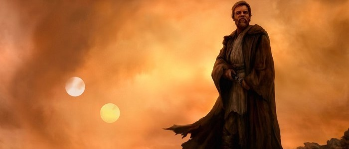 "Listen To An Excerpt From The Novel ""Kenobi"" Read By James Arnold Taylor!"