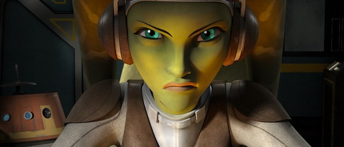 Vanessa Marshall To Attend The Star Wars Rebels Panel At WonderCon