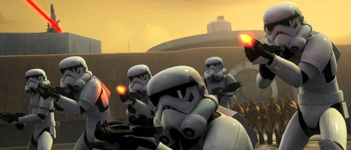 Teaser For The Star Wars Rebels Trailer