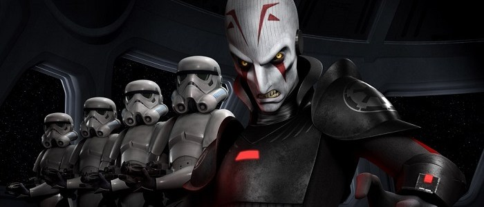 Simon Kinberg Talks The Inquisitor & Darker Themes In Star Wars Rebels