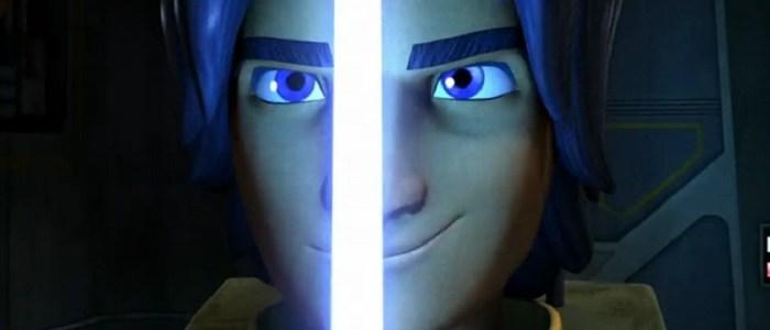 New Star Wars Rebels Teaser Video That Focuses On Ezra