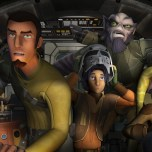 Star Wars Rebels Premieres On October 3rd!