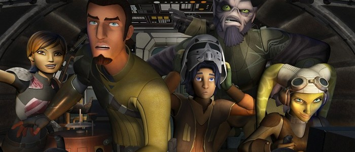 Star Wars Rebels Hiatus Programming