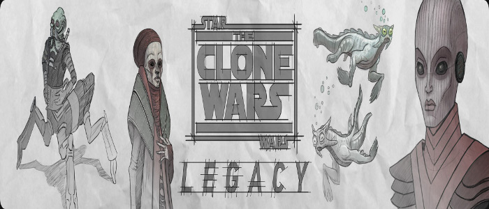 The Clone Wars Legacy Announced At StarWars.com!