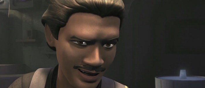 Billy Dee Williams Officially Back As Lando In Star Wars Rebels!