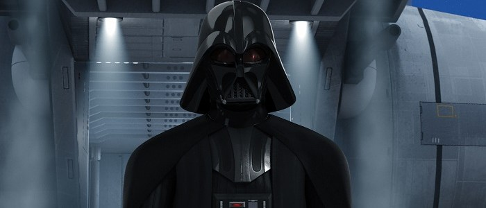 "Darth Vader To Appear In The Season 1 Finale ""Fire Across the Galaxy""!"