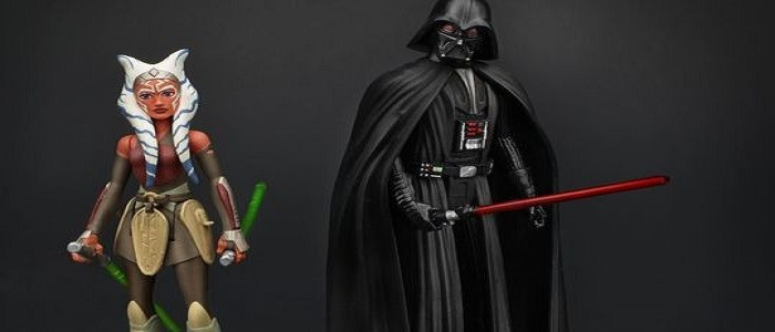 Dave Filonit Talks Darth Vader & Ahsoka Tano Plus New Figures Revealed!