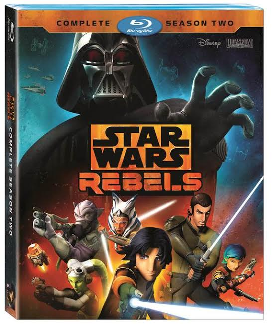 RebelsS2 Blu-ray