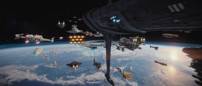 Dave Filoni Talks Star Wars Rebels Cameos In Rogue One