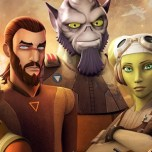 Star Wars Rebels The Complete Fourth Season Coming To Blu-Ray On July 31st