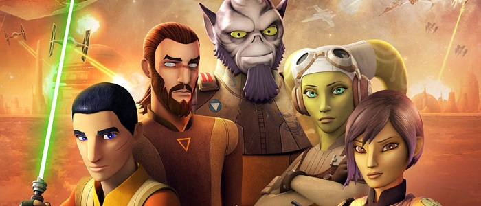 Star Wars Rebels Receives Three Emmy Nominations