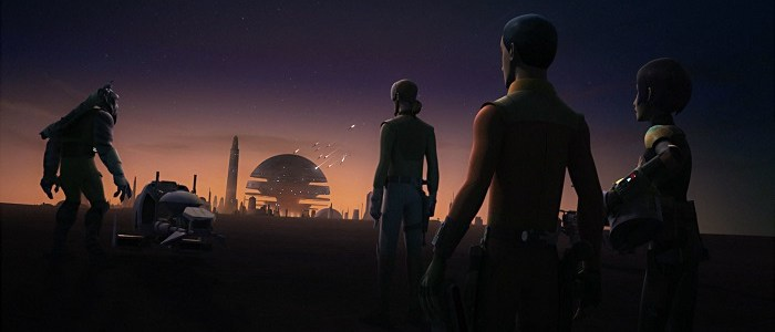 The First 4 Episode Titles Revealed For Star Wars Rebels Season 4
