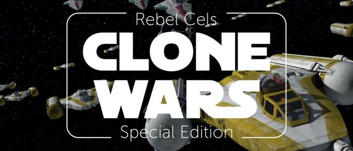 Clone Wars SE – The Malevolence Trilogy