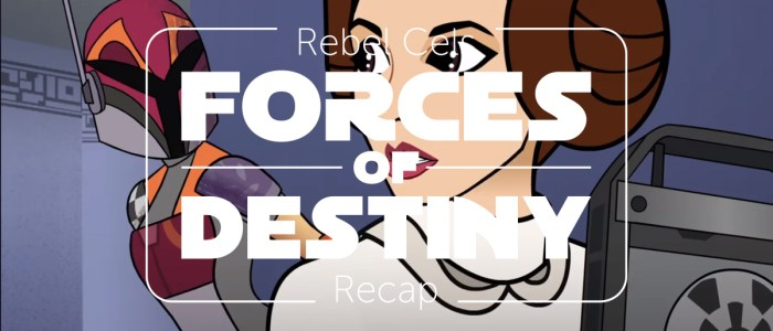 Forces of Destiny S1 Episode 8 – Bounty of Trouble