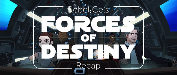 Forces of Destiny S1 Episode 10 – Tracker Trouble