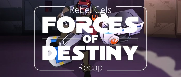 Forces of Destiny S1 Episode 16 – Crash Course