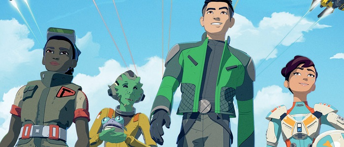 Star Wars Resistance Season 1 Coming To DVD On August 20th