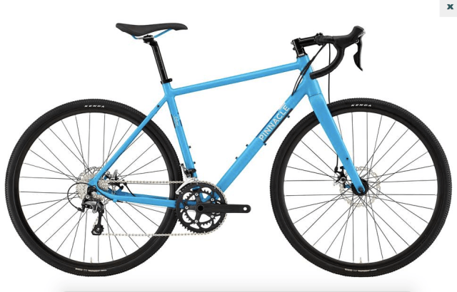 Pinnacle Arkose 2 Adventure Bike