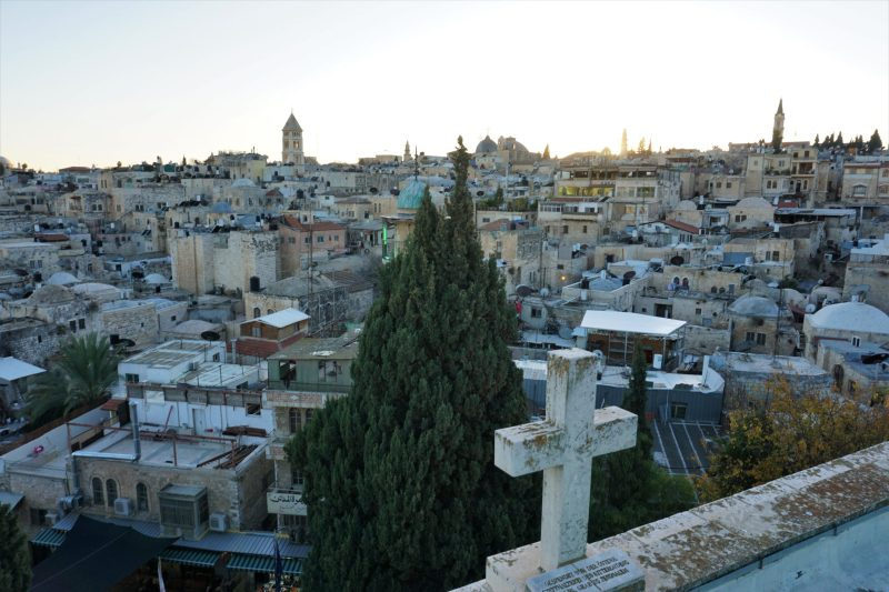Old City of Jerusalem
