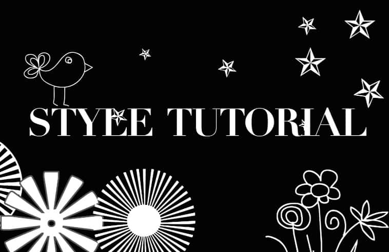 style tutorial