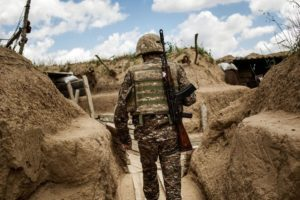 Entretien avec Maxence Smaniotto : Le Haut-Karabagh, un peuple en armes