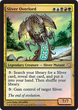 PDS: Sliver Overlord