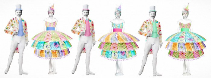 The 'Nutcracker' by the Joffrey Ballet