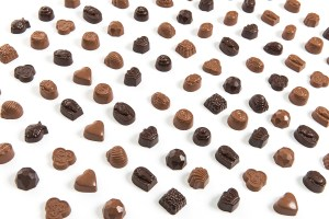 Louis Sherry truffles