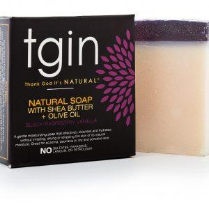 tgin olive oil soap