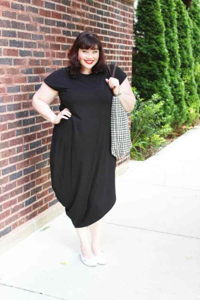 Curvy blogger Amber of Style Plus Curves