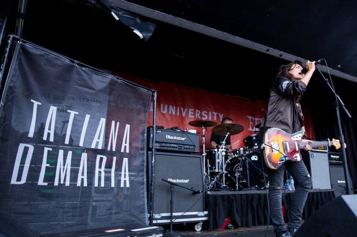 Warped Tour - Tatiana DeMaria