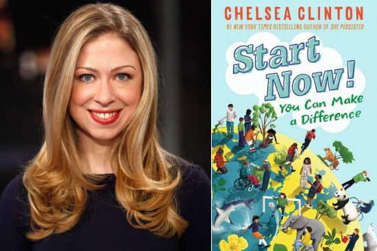 Chelsea Clinton women and children first bestseller list