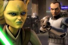 Clone Wars Lost Episodes