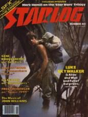 Starlog 40 - Nov 1980