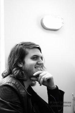 Interview to The Tricks Photos by Oscar Tornincasa http://photoblog.oskaro.it for rebelrebelmusic.com