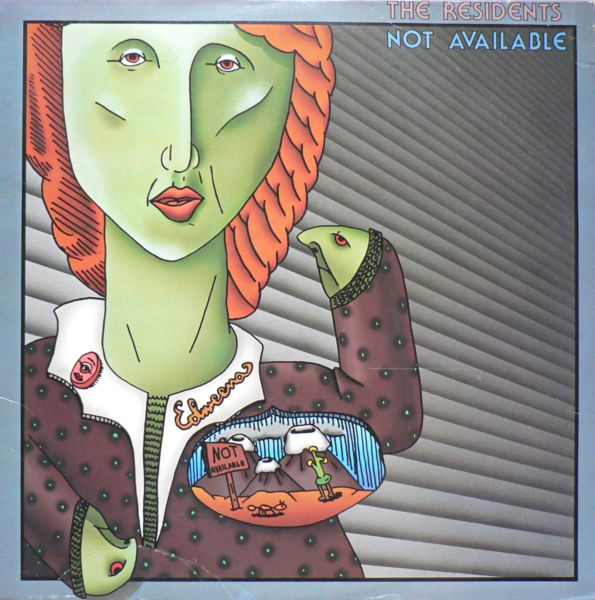 CD Review: Not Available by The Residents