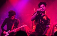 New Alternative Rock sensation Rey Pila land in London