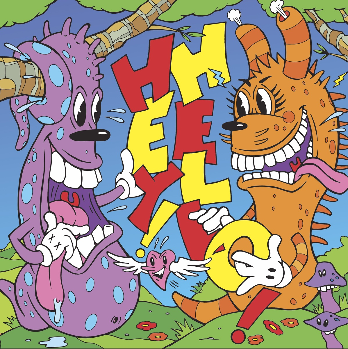 CD Review: Hey! Hello! by Hey! Hello!