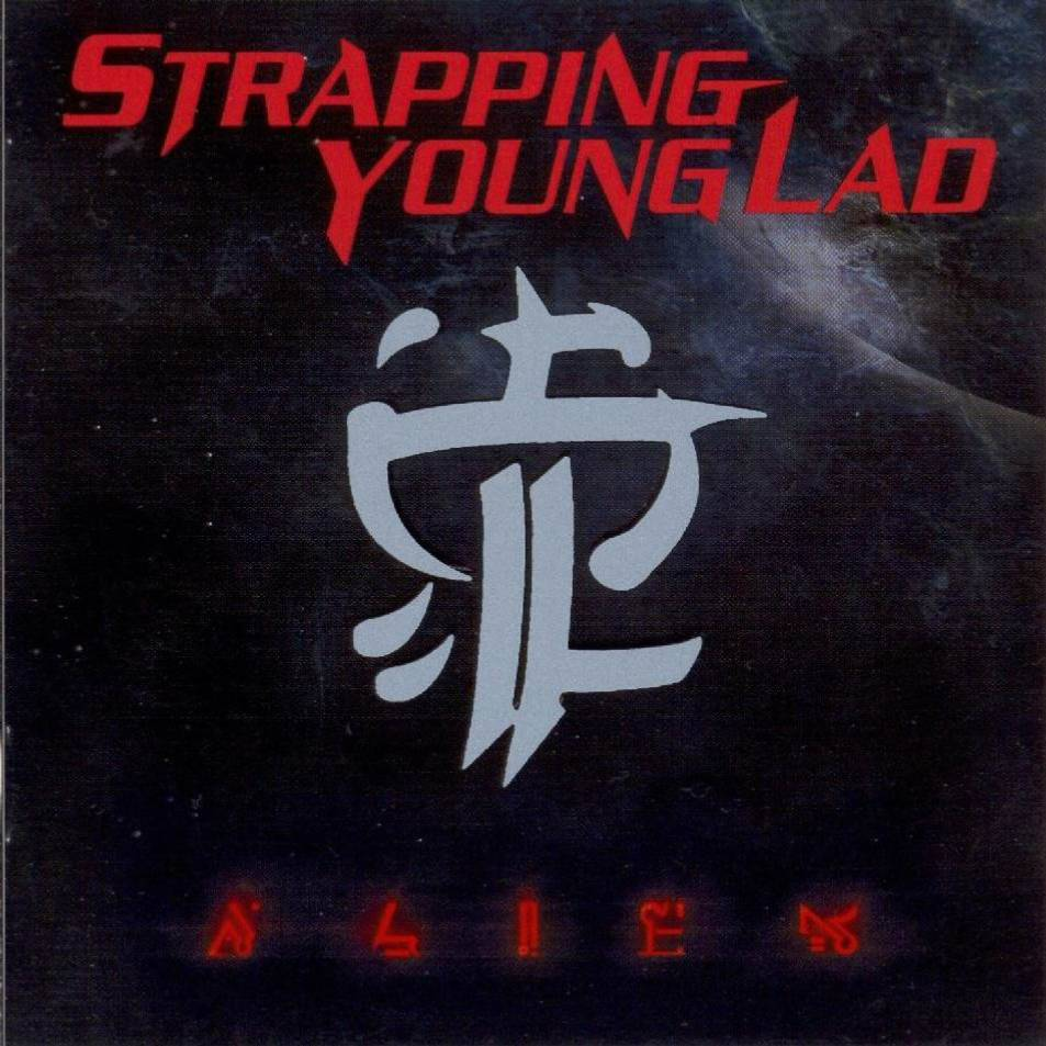 CD Review: Alien by Strapping Young Lad
