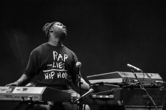 Robert Glasper Experiment live at the Eventim Apollo photos by Oscar Tornincasa photoblog.oskaro.it