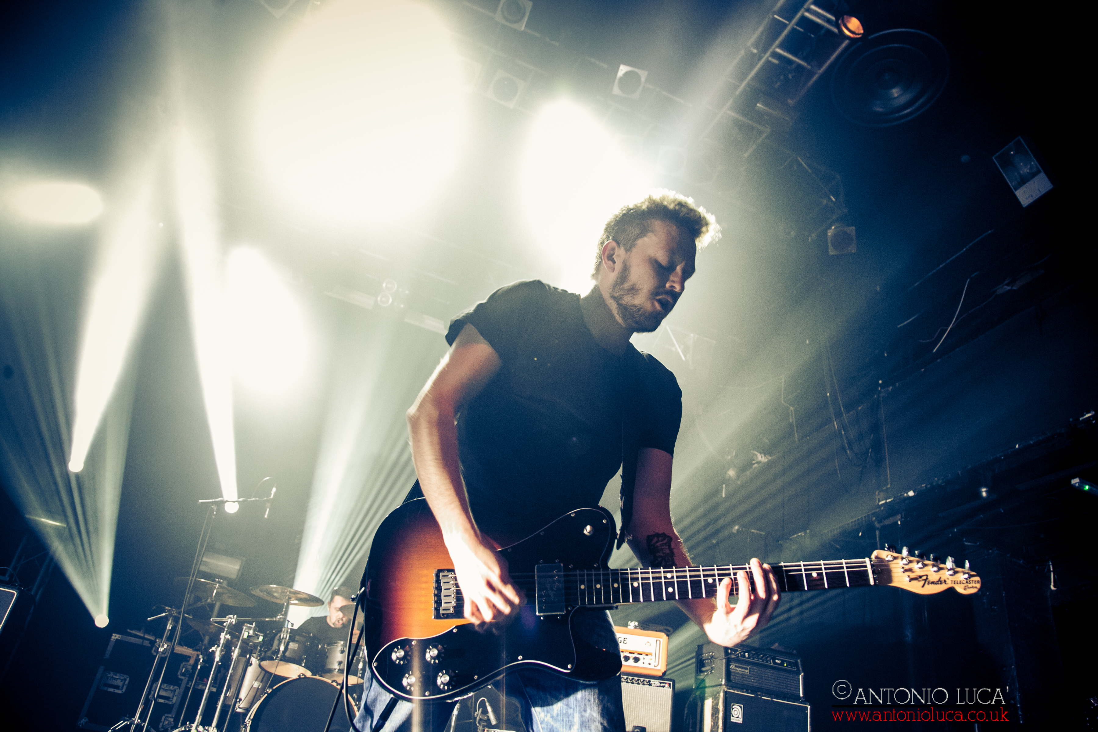 Photo Report: 65daysofstatic Live in London