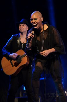 Skunk Anansie live in London - photos by Oscar Tornincasa http://photoblog.oskaro.it - www.rebelrebelmusic.com