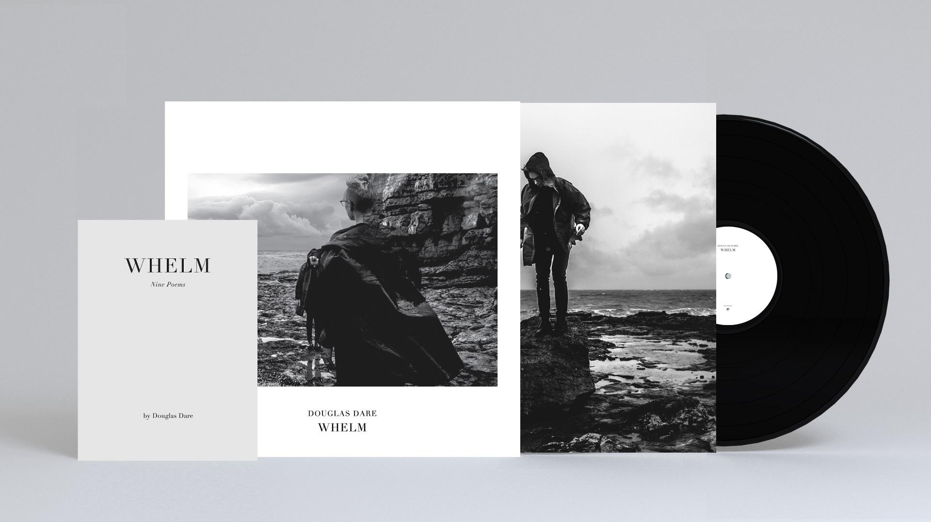 CD Pre-review: Whelm by Douglas Dare