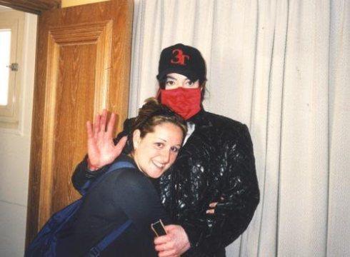 Meeting Michael Jackson