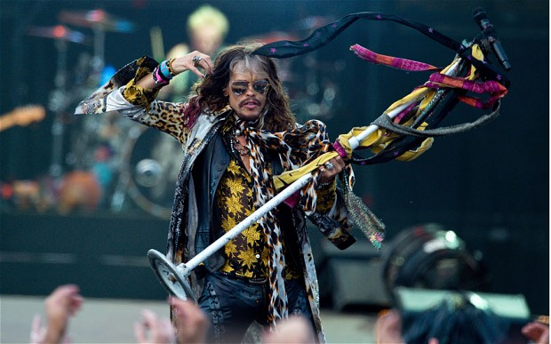 Live Review: Aerosmith rock Calling Festival