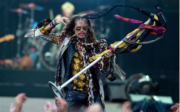Live Review: Aerosmith rock Calling Festival