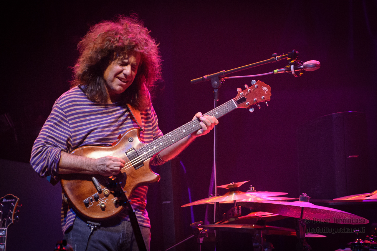 Live Review: Pat Metheny Group at the Eventim Apollo